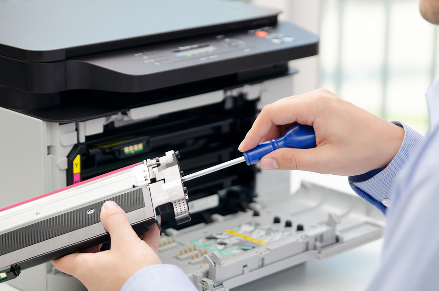 South Wales Copiers Managed Print Services