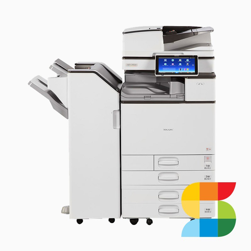 South Wales Copiers Ricoh MP C4504SP