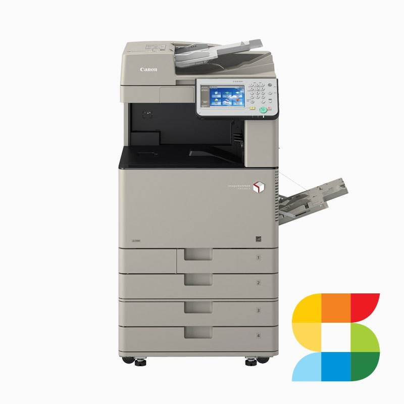 South Wales Copiers Canon C3325i