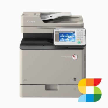 South Wales Copiers Canon C350i