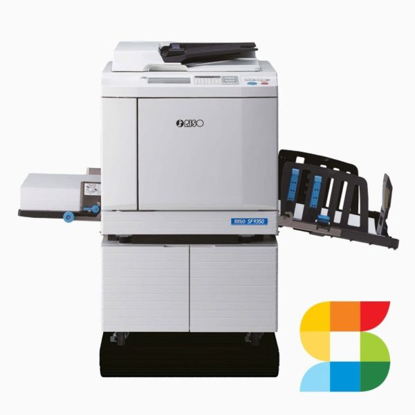 South Wales Copiers Riso SF9350