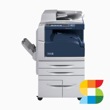 South Wales Copiers Xerox Workcentre 5945 5955