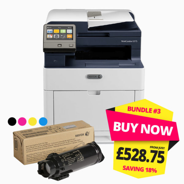 Xerox Workcentre 6515 Bundle-3
